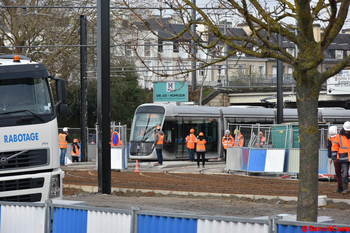 [Tramway] Avancement du projet - Page 15 D2BEFegXcAA-pQK