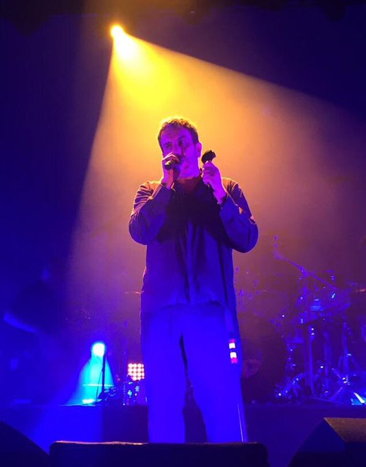 Happy 60th Birthday Terry Hall Here s a picture I took at The Troxy in Nov 2016 x