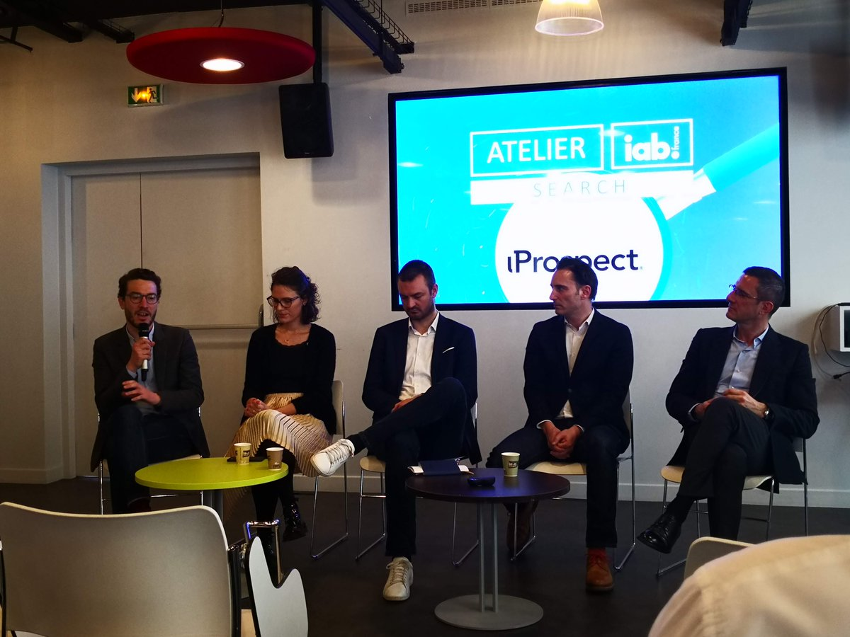 test Twitter Media - DG @PerformicsFr, Frédéric Marty-Debat prenait ce matin la parole pour l'#AtelierSearch de l'@IABFrance. Il était question notamment de search vocal, de e-commerce, mais également de respect de la vie privée @Qwant_FR @BingAdsFR @TWGoogleFR @iProspectFR https://t.co/9cnP9ftrJm