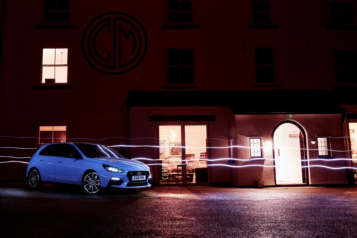 """What will @CaffandMac get up to with our i30N….? It's their first project car and they'll be playing around with some real-world mods that'll """"all be stuff people can actually do"""" as they put it. Keep up with their progress here: https://bit.ly/2Hj3xrq #Hoondai"""