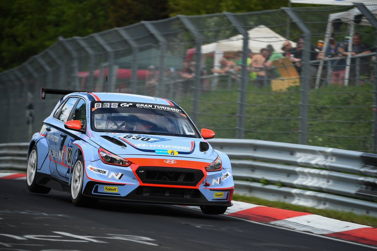 We're returning to the @Nuerburgring this weekend!   The first @VLN_de race of 2019 will host an i30 N TCR and a Veloster N TCR- making it's European race debut - as we begin preparations for June's Nürburgring 24 Hours.  Read the full news here: https://bit.ly/2Y6gv0J