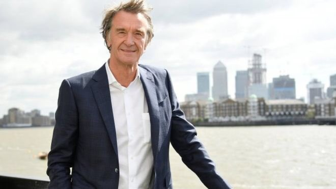 ForeverBlue⁸⁴ 🏴🇮🇹's photo on Sir Jim Ratcliffe