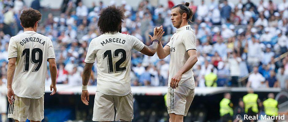 Marcelo, el mejor asistente de Bale. https://buff.ly/2TgUOY2 #HalaMadrid
