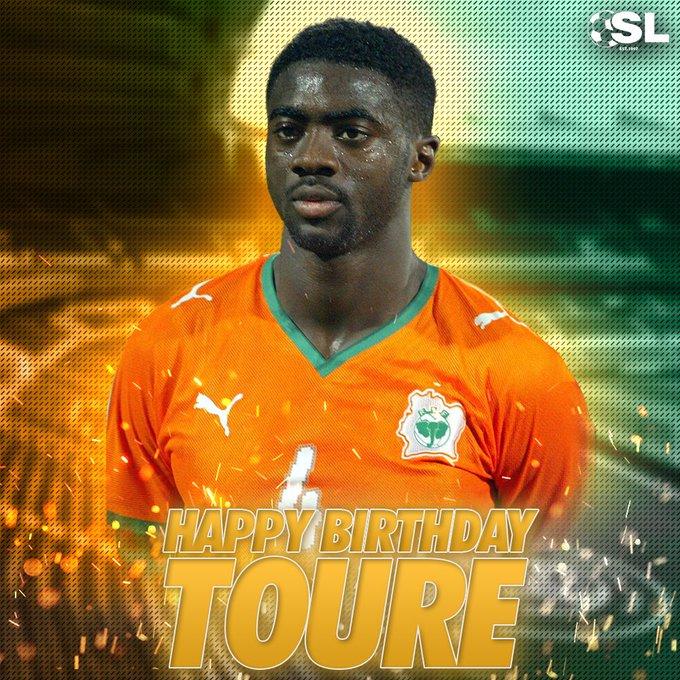 Happy Birthday to former Ivory Coast international, Kolo Touré!