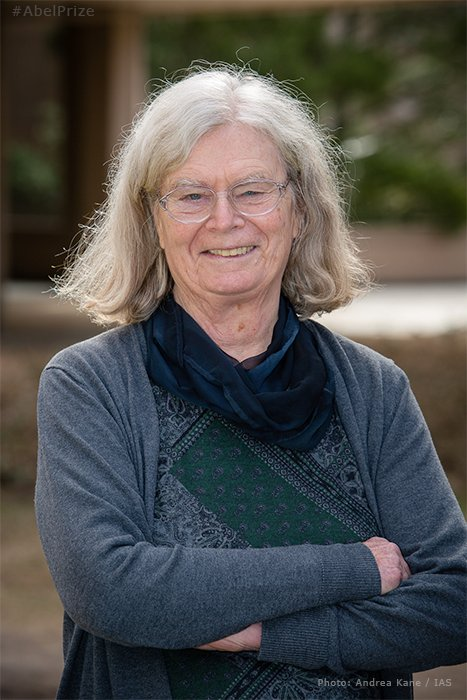 For First Time Ever, a Woman Wins the Abel, the 'Nobel Prize' for Mathematics