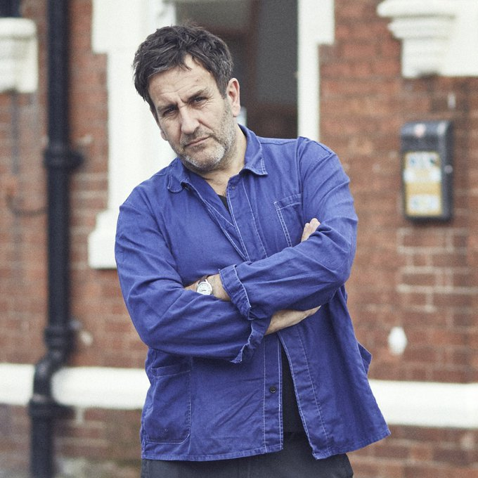 A very happy birthday to our very own Terry Hall - 60 today. x