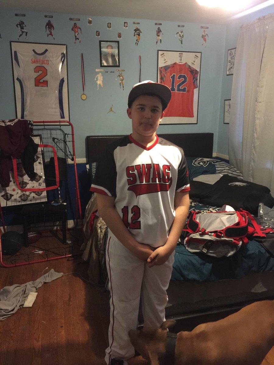 @FJAthletics @FatherJudgeHS my boy super excited for visitation day tomorrow future crusader swagdogs baseball st Jerome baseball Adrian