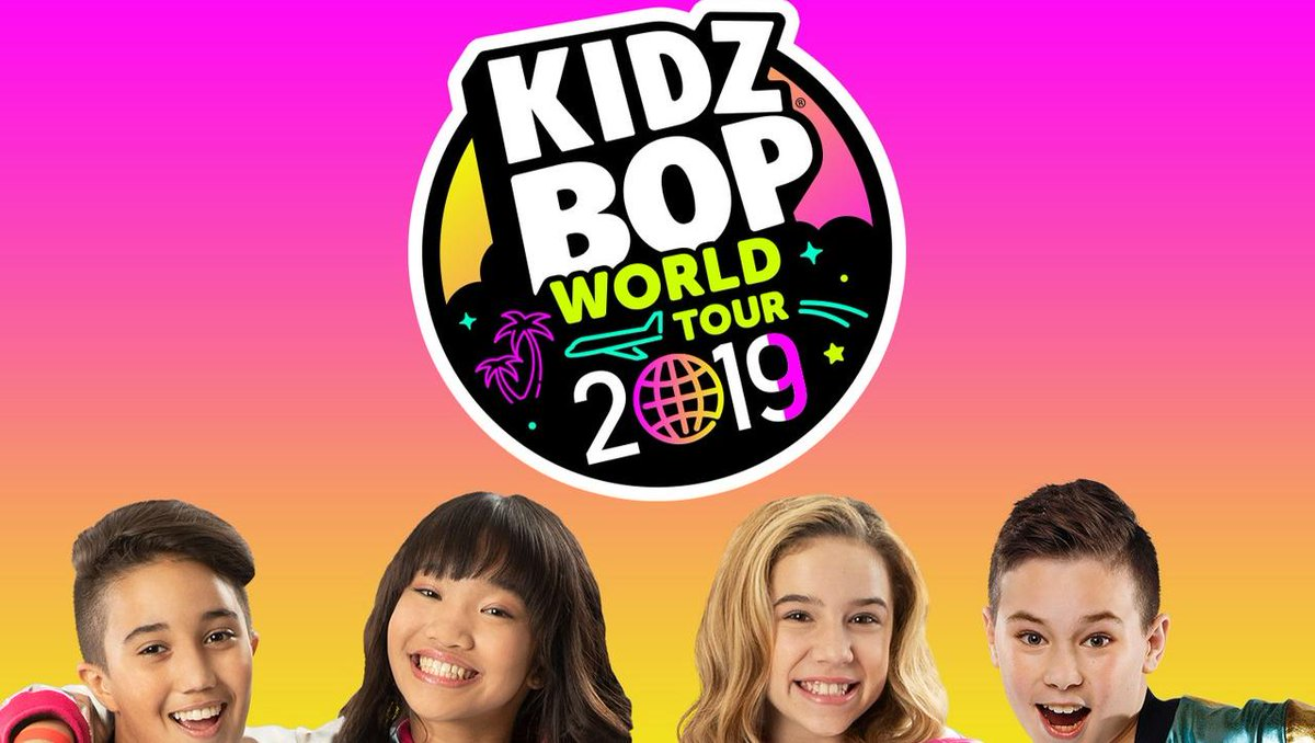 .@KIDZBOP at will be at The Ohio State Fair on 7/24.  RT for a chance to WIN TWO TICKETS!  ⬇️ Tickets go on sale: 3/29 at 10 am. ⬇️  https://www.ticketmaster.com/event/050056674737AB1E?camefrom=CFC_OHIO_SF_Buy_Twitter …  #OSFConcerts