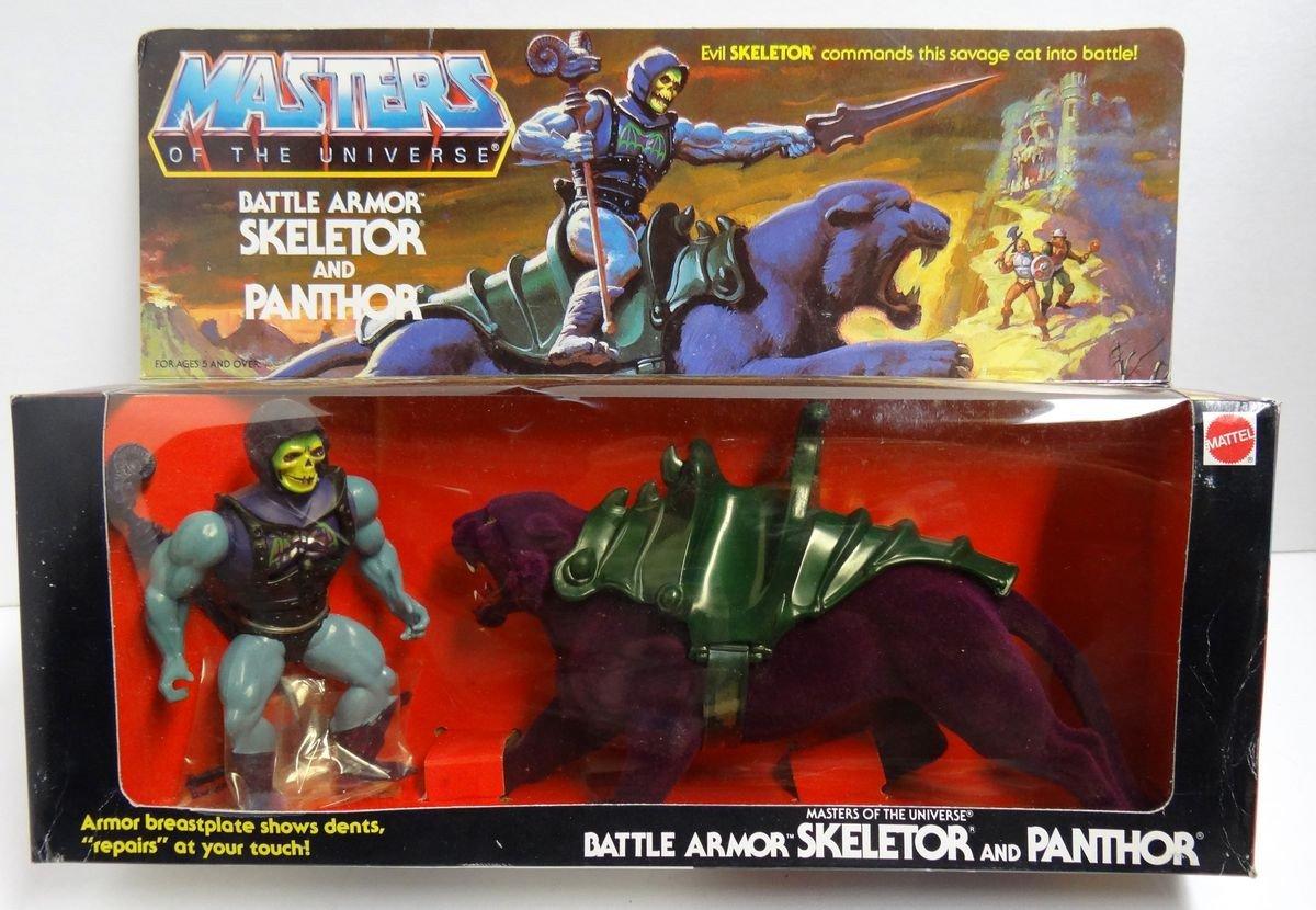 #BattleArmorSkeletor #Panthor