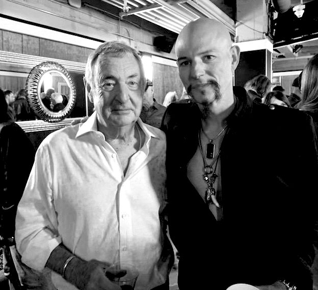 2 Paiste artists and 2 great drummers. Nick Mason (Pink Floyd) and Matt Starr (Ace Frehley). #paistecymbals #paiste #cymbals #drummer #pinkfloyd #nickmason #mattstarr #acefrehley @nickmasondrums @MattStarrMusic @pinkfloyd @ace_frehley