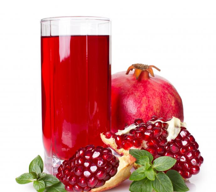 сок гранатовый диета