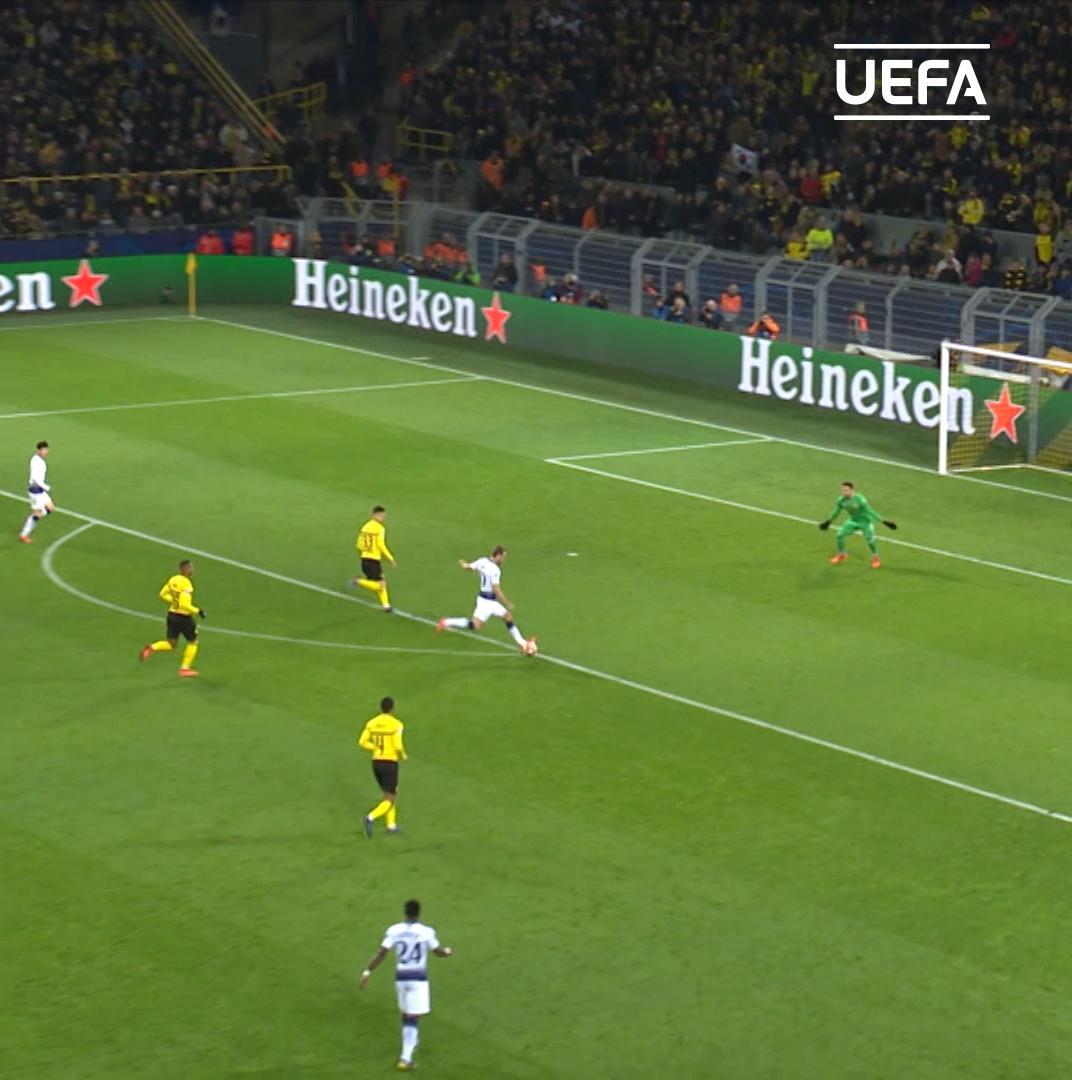 🔥 Harry Kane: Tottenham's all-time leading European goalscorer 👏👏👏  #UCL | @SpursOfficial | @HKane