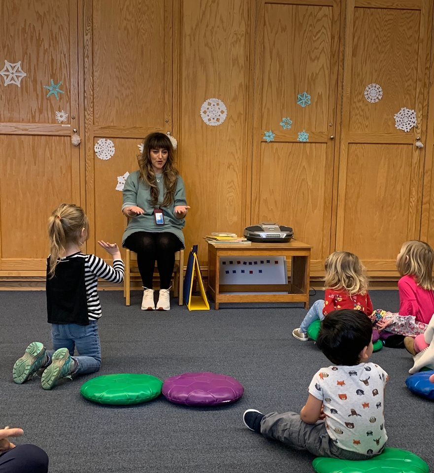 Ms Becky is ready with #stories and songs! Join her at 11 am for Big Kid #Storytime (2-5 years and their caregivers). Stay for Big Kid #Playgroup immediately following storytime!   #FLPkids #library #Philly #readaloud