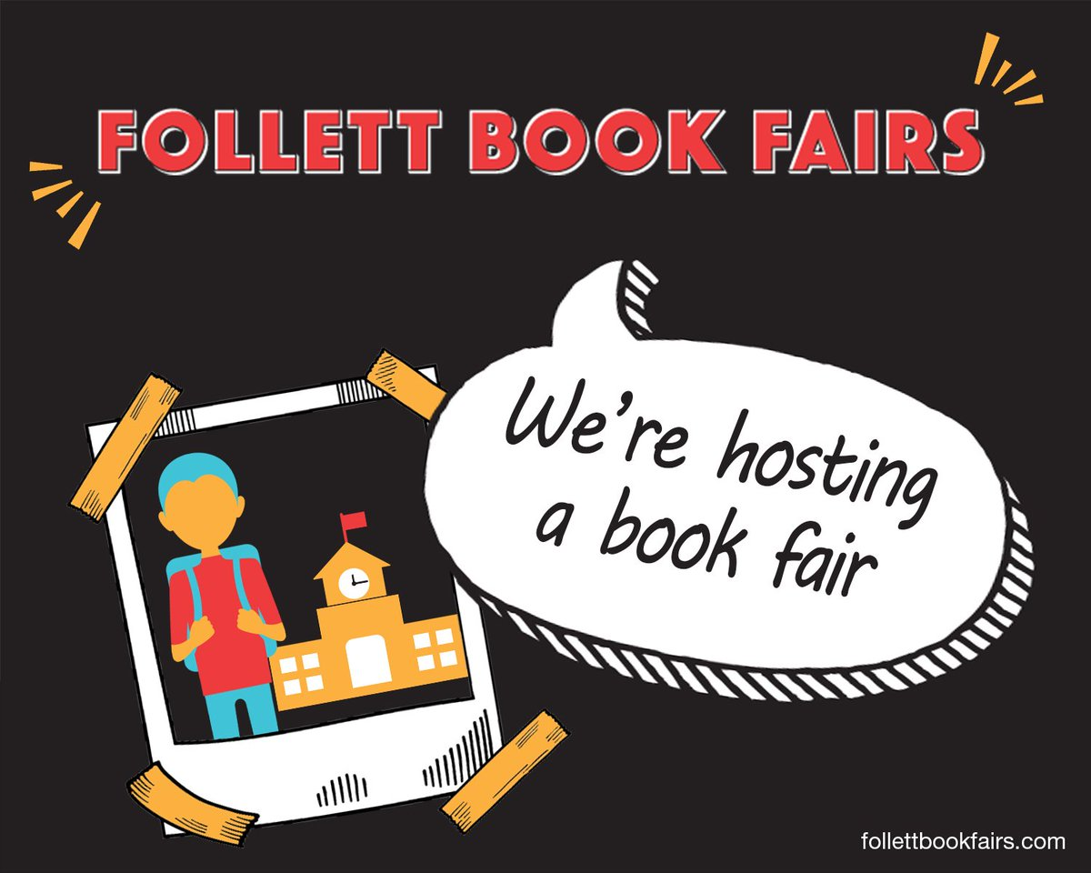The Book Fair is almost here!! March 25th-29th! #watchusSOAR #folletbookfairs<br>http://pic.twitter.com/NjBxlgySl1
