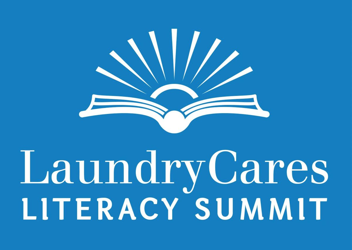 We're in Chicago for the LaundryCares Literacy Summit! Over the next 2 days, we'll hear from leaders across industries like laundry, early childhood, libraries & more to learn how we can engage in a nationwide effort to support early learning in laundromats! #LaundryLiteracy