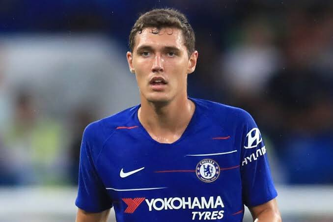 """Andreas Christensen """"I want to play all the matches, but there have also been many Europa League matches close to each other, so it feels like there is a little more rhythm on the whole. It seems like I&#39;m playing more, but of course I want to play even more games. """" #CFC<br>http://pic.twitter.com/fI6evlughJ"""