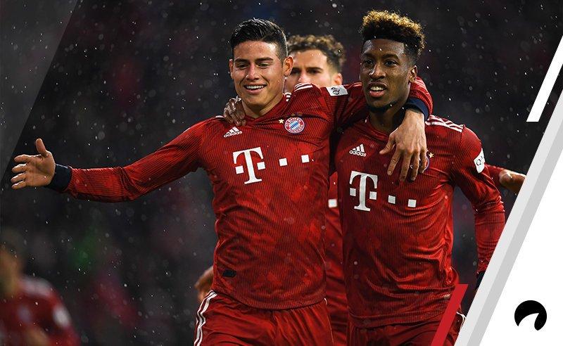 OddsShark's photo on Bayern Munich