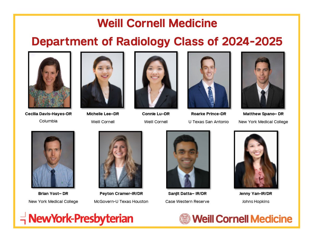 WCM Radiology (@WeillCornellRad) | Twitter