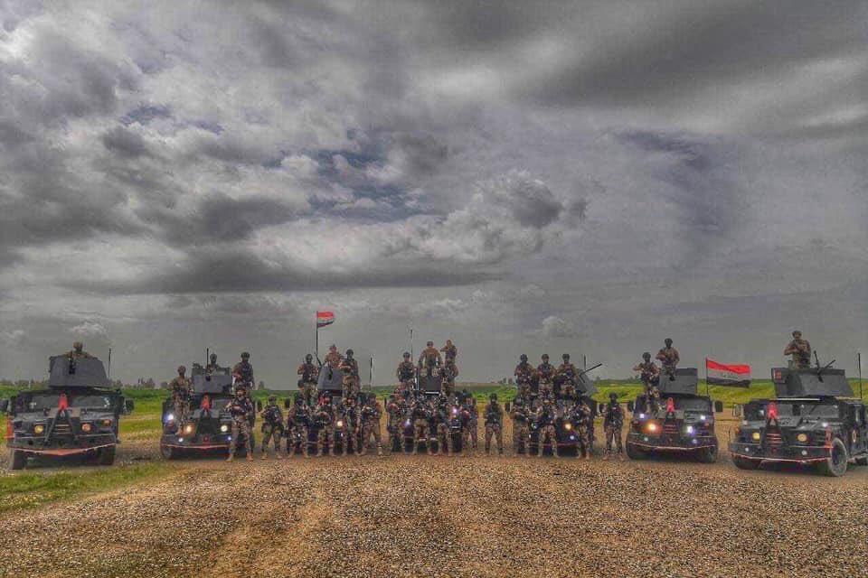 جهاز مكافحة الارهاب (CTS) و فرقة الرد السريع (ERB)...الفرقة الذهبية و الفرقة الحديدية - قوات النخبة - متجدد - صفحة 10 D2BpnhMWsAEUS4-