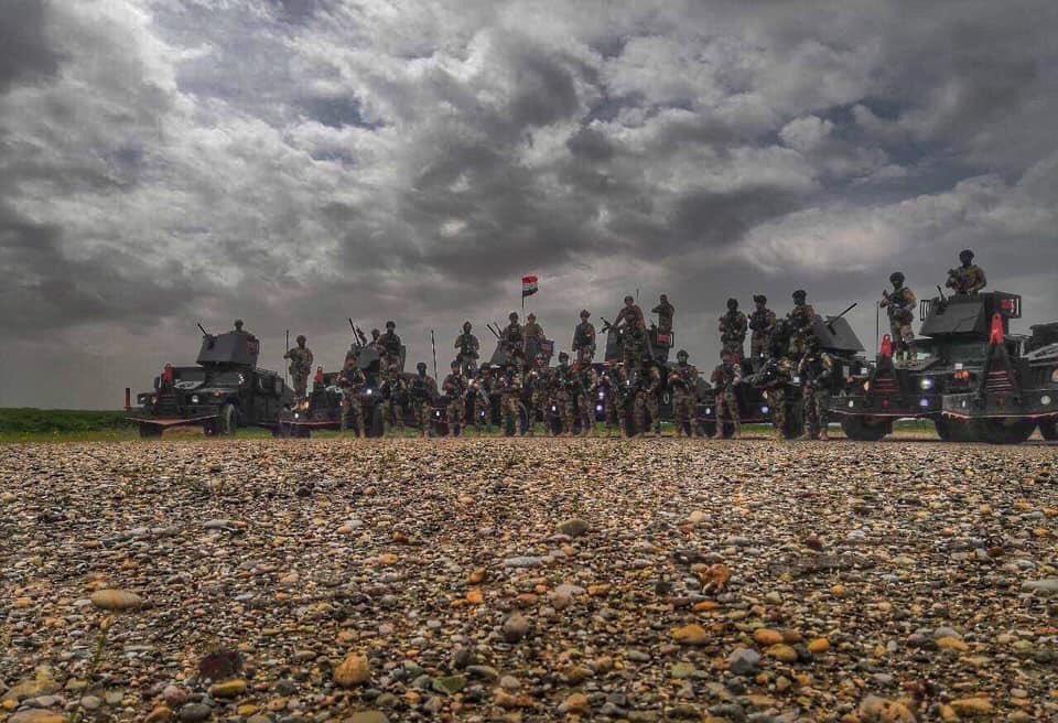 جهاز مكافحة الارهاب (CTS) و فرقة الرد السريع (ERB)...الفرقة الذهبية و الفرقة الحديدية - قوات النخبة - متجدد - صفحة 10 D2BpnhNX4AEMfbO