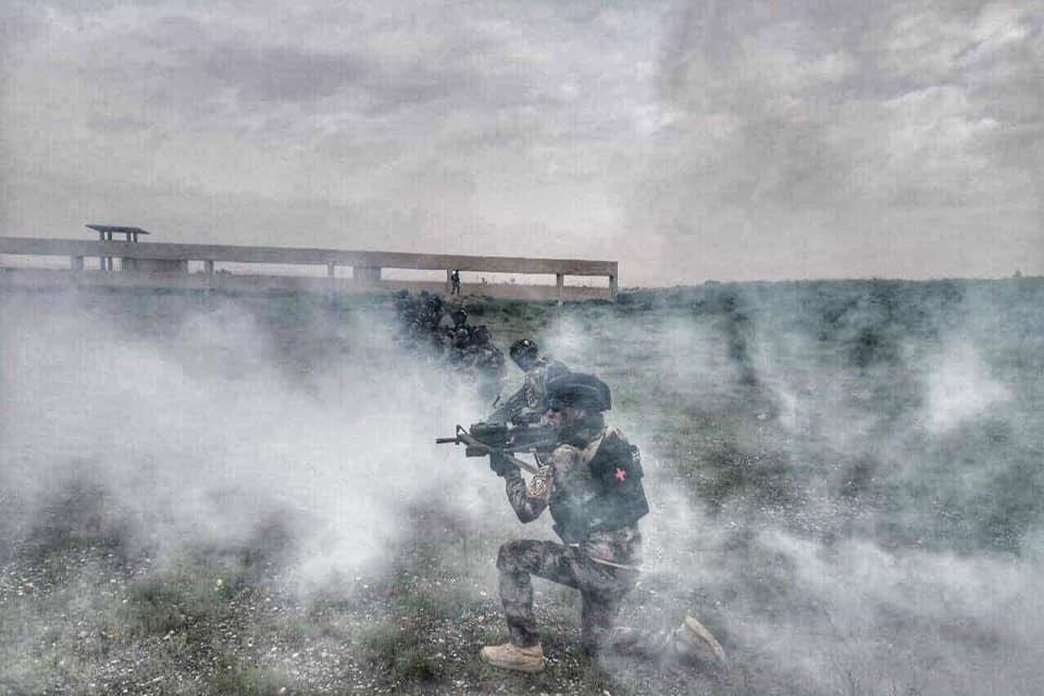 جهاز مكافحة الارهاب (CTS) و فرقة الرد السريع (ERB)...الفرقة الذهبية و الفرقة الحديدية - قوات النخبة - متجدد - صفحة 10 D2BpnhRX4AAj68M