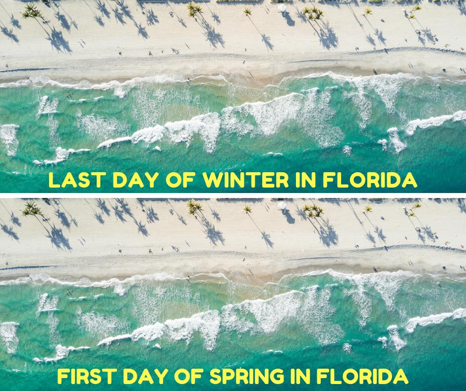 Winter, we hardly knew you. See you tomorrow, spring. #LoveFL <br>http://pic.twitter.com/TWNEDwodgQ