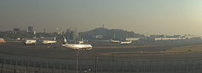 Watch Mexico City Airport live at http://cam.airlive.net/mex/