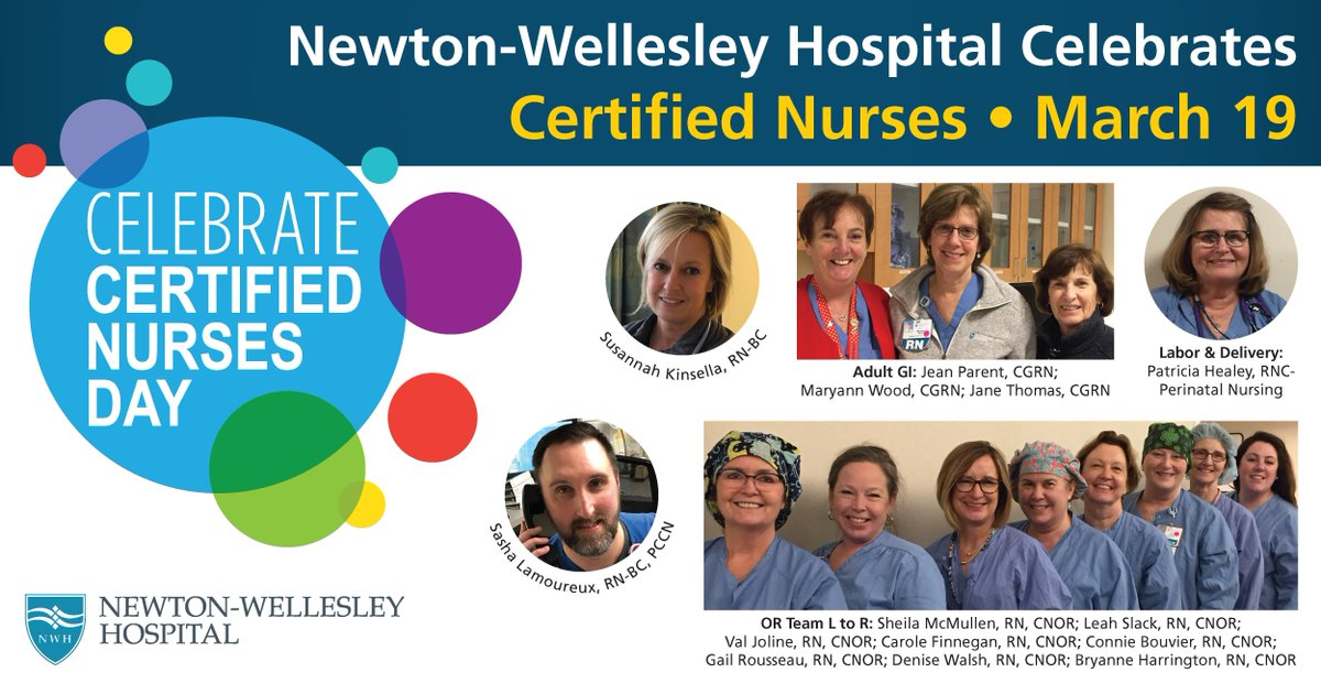Tuits amb continguts de Newton-Wellesley Hospital (@newtonwellesley