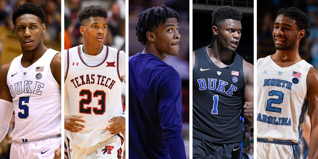 The NCAA Tournament is the perfect place to meet the next crop of future stars. Here are the best NBA Draft prospects in the tourney. (by @HickoryHigh) https://fansided.com/2019/03/19/5-best-nba-draft-prospects-2019-ncaa-tournament/…