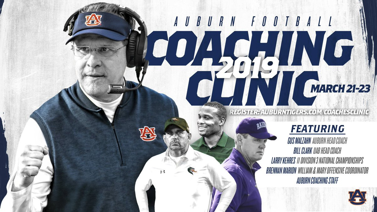 Auburn Football On Twitter The 2019 Auburn Football
