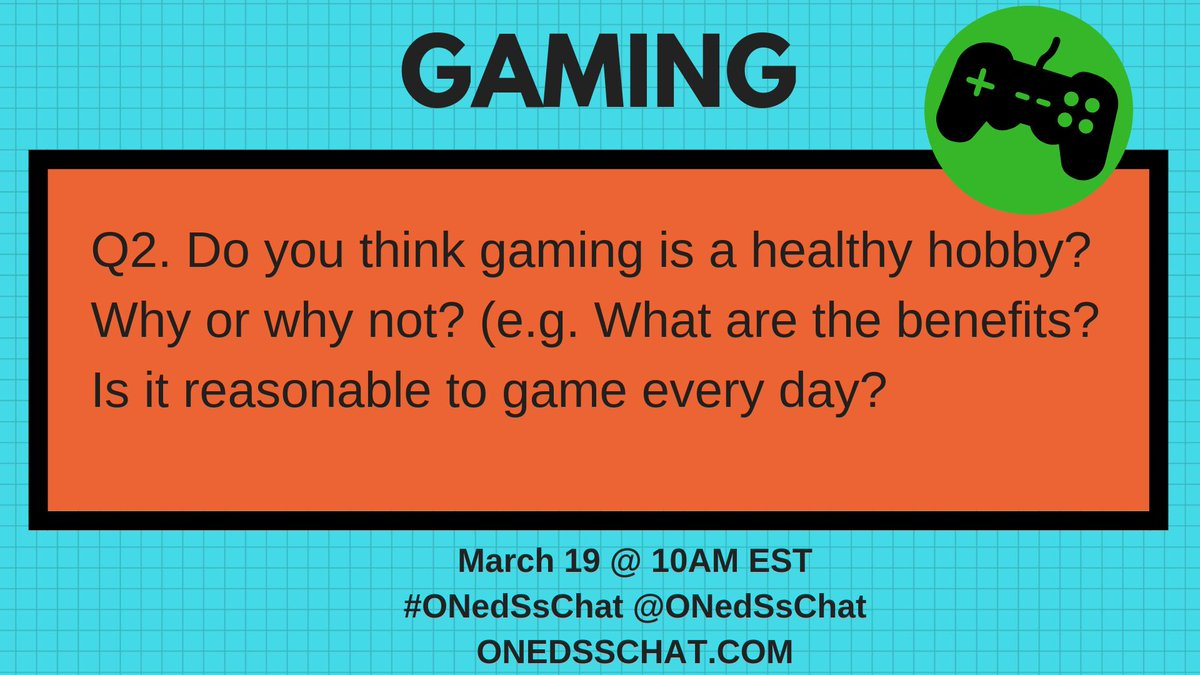 Currently answering this question #onedsschat