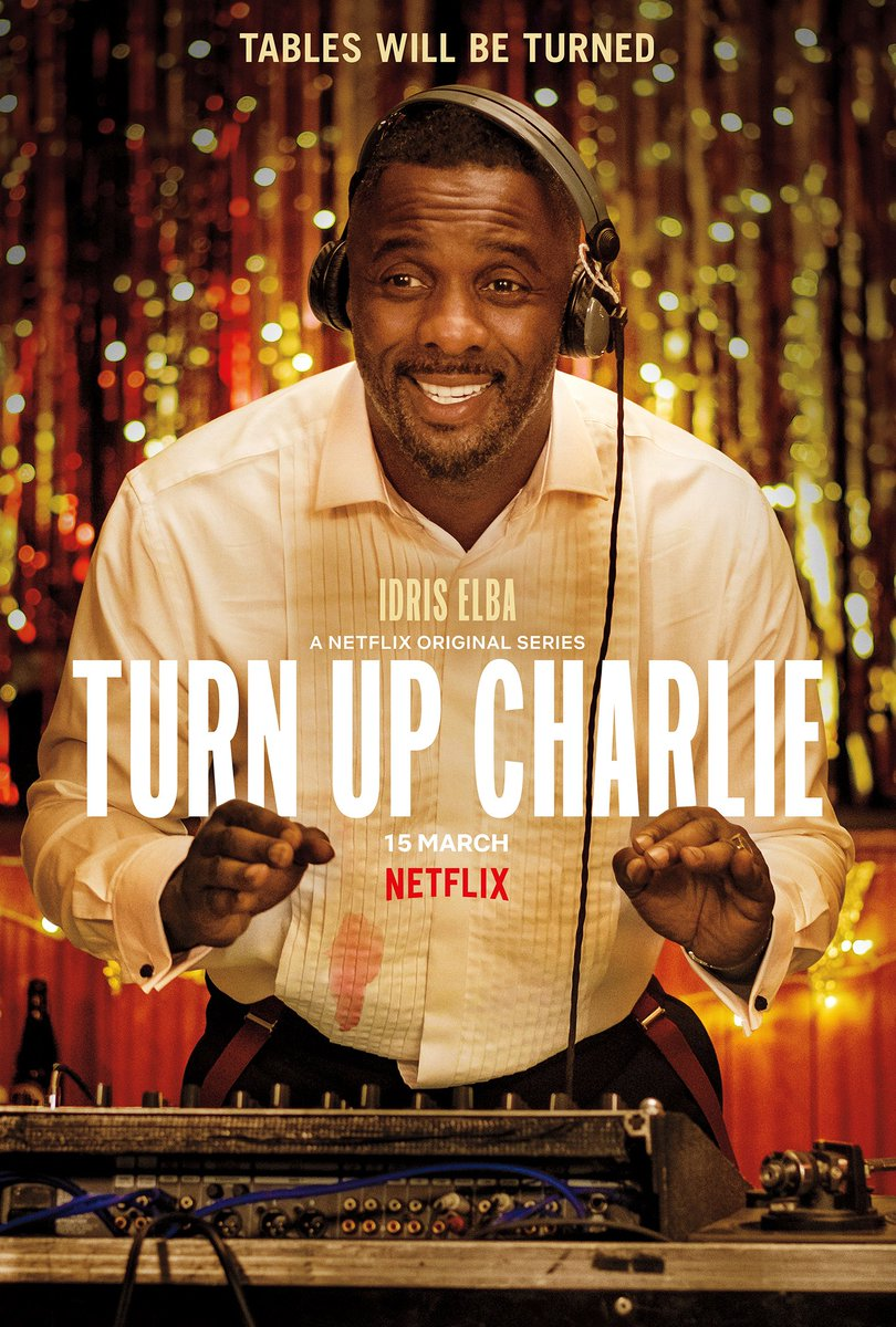 I can&#39;t be the only one who binged her way straight through to Idris Elba&#39;s heart in Turn Up Charlie. <br>http://pic.twitter.com/qC5e1lVMEh