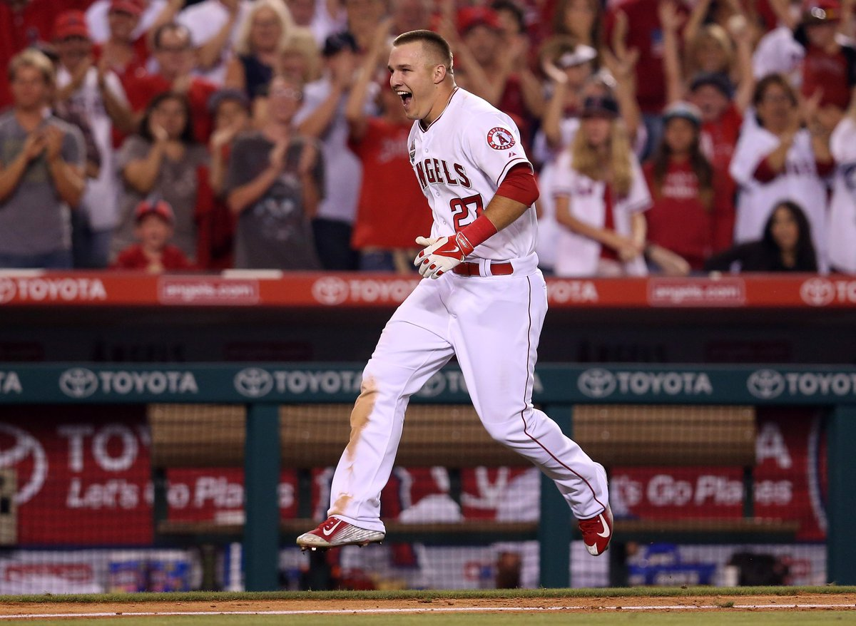 .@MikeTrout and the @Angels nearing 12-year, $430 million extension, reports @JeffPassan. http://atmlb.com/2TKIO6m