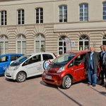 Image for the Tweet beginning: [En images] Présentation des voitures