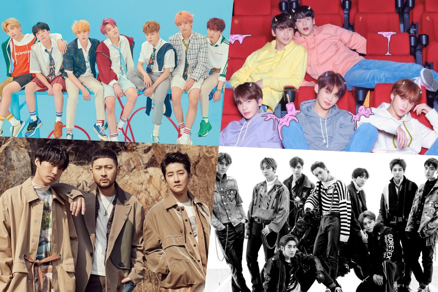 BTS, TXT, Epik High, EXO, MAMAMOO, And More Take Top Ranks On Billboard's World Albums Chart  https://www. soompi.com/article/131142 2wpp/bts-txt-epik-high-exo-mamamoo-and-more-take-top-ranks-on-billboards-world-albums-chart &nbsp; … <br>http://pic.twitter.com/v3qLq8s8iT