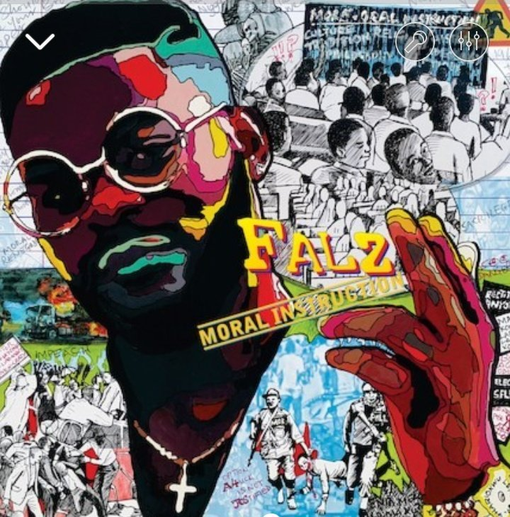 Who else has listened to @falzthebahdguy Moral Instruction album?  It&#39;s an album everyone must listen to and most especially Politicians and pastors. Falz took his time to bring Fela&#39;s personality into reality once again by addressing things the way it should.  Go get yours. <br>http://pic.twitter.com/5dBT64tRxM