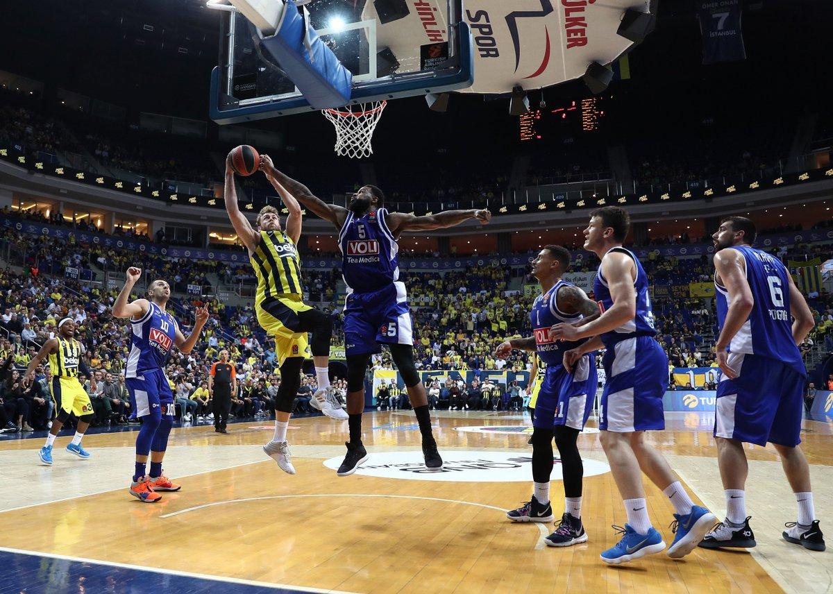 Maç Sonucu | Fenerbahçe Beko 🆚 @KKBuducnostVOLI: 76-67. #NeverEnough 👏