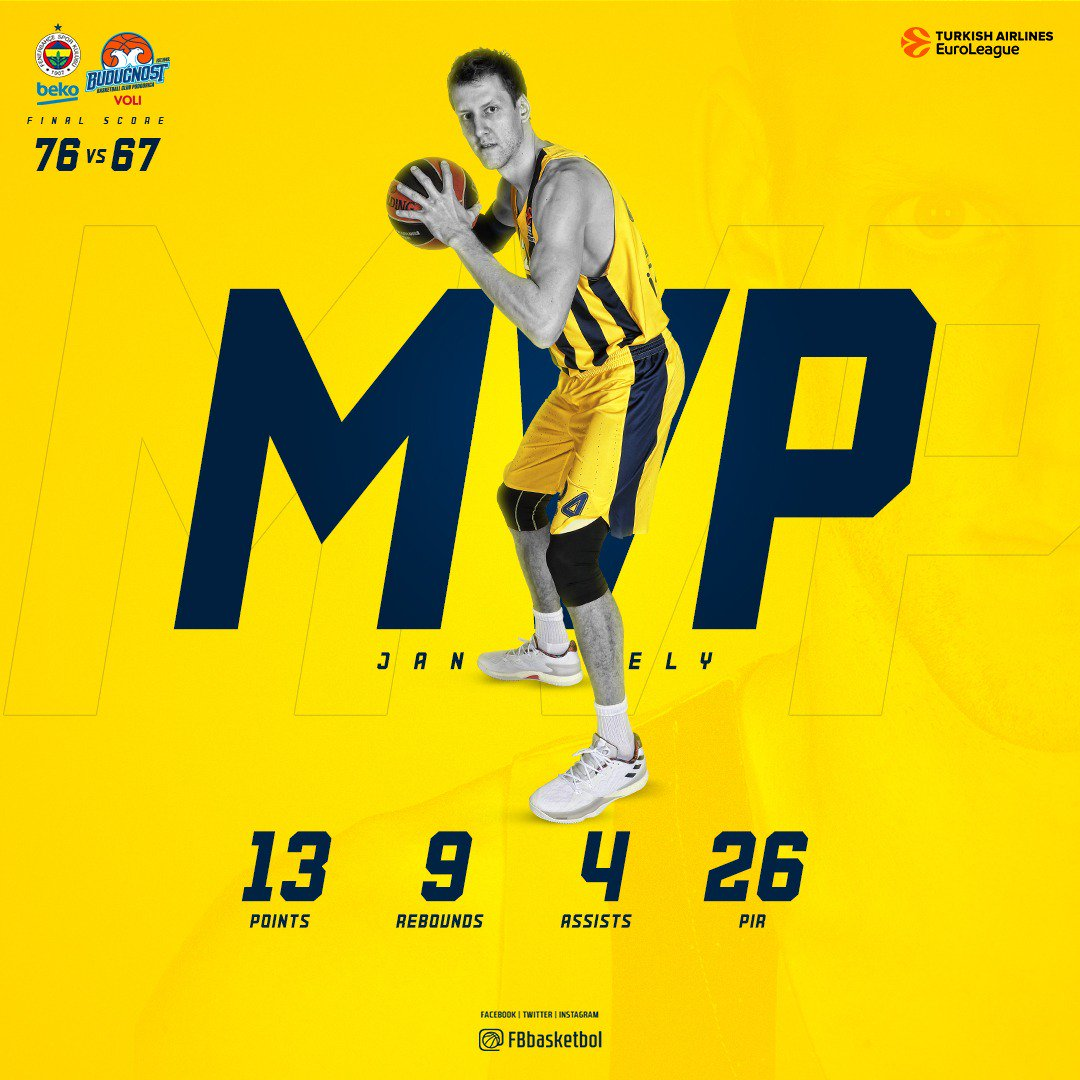 🔥 MVP!   👉 @JanVesely24