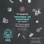 Image for the Tweet beginning: Notre article sur les robots,