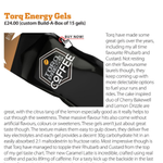 We've been called the Willy Wonka's of Performance Nutrition before but never 'Magicians' 😀 Great review on our gels (in particular, our new Caramel Latte) by @TotallyActive https://t.co/HMXEyMRVIu #TORQFuelled #EnergyGels