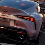 Image for the Tweet beginning: How the new Toyota Supra
