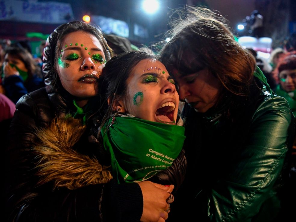 CN Rape. More details from Argentina. &#39;Lucia was forced to give birth after authorities in Argentinarefused to let her have theabortionto which she was legally entitled&#39; #abortolegalya    https:// buff.ly/2TY8D27  &nbsp;  <br>http://pic.twitter.com/Kv8ZRjTCct