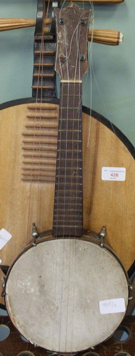 Rima german 6 bracket banjo
