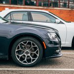 Image for the Tweet beginning: Better in twos. #Chrysler300 #300Style