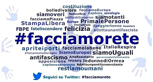 #FBPE, #facciamorete and #TheResistance are having a twitterstorm on Thursday 21 March about climate change, the most important issue of all!  We are online at: 20-22h CET 19-21h GMT 14-16h Eastern Time  11-13h PST.   Hashtag: #FPHD For Progressive Humanity and Democracy.<br>http://pic.twitter.com/RMVKsRZZWC