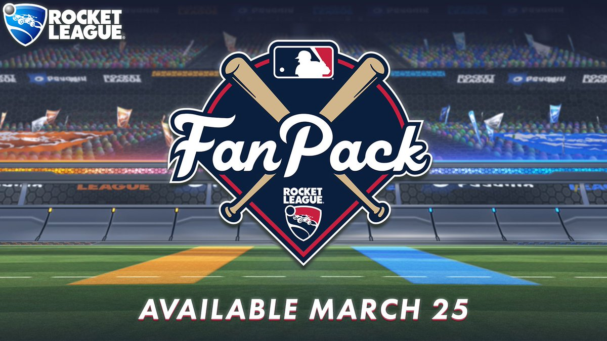 Take me out to the ballgame! The @MLB Fan Pack hits the field on March 25. Watch the trailer: http://bit.ly/RLxMLB