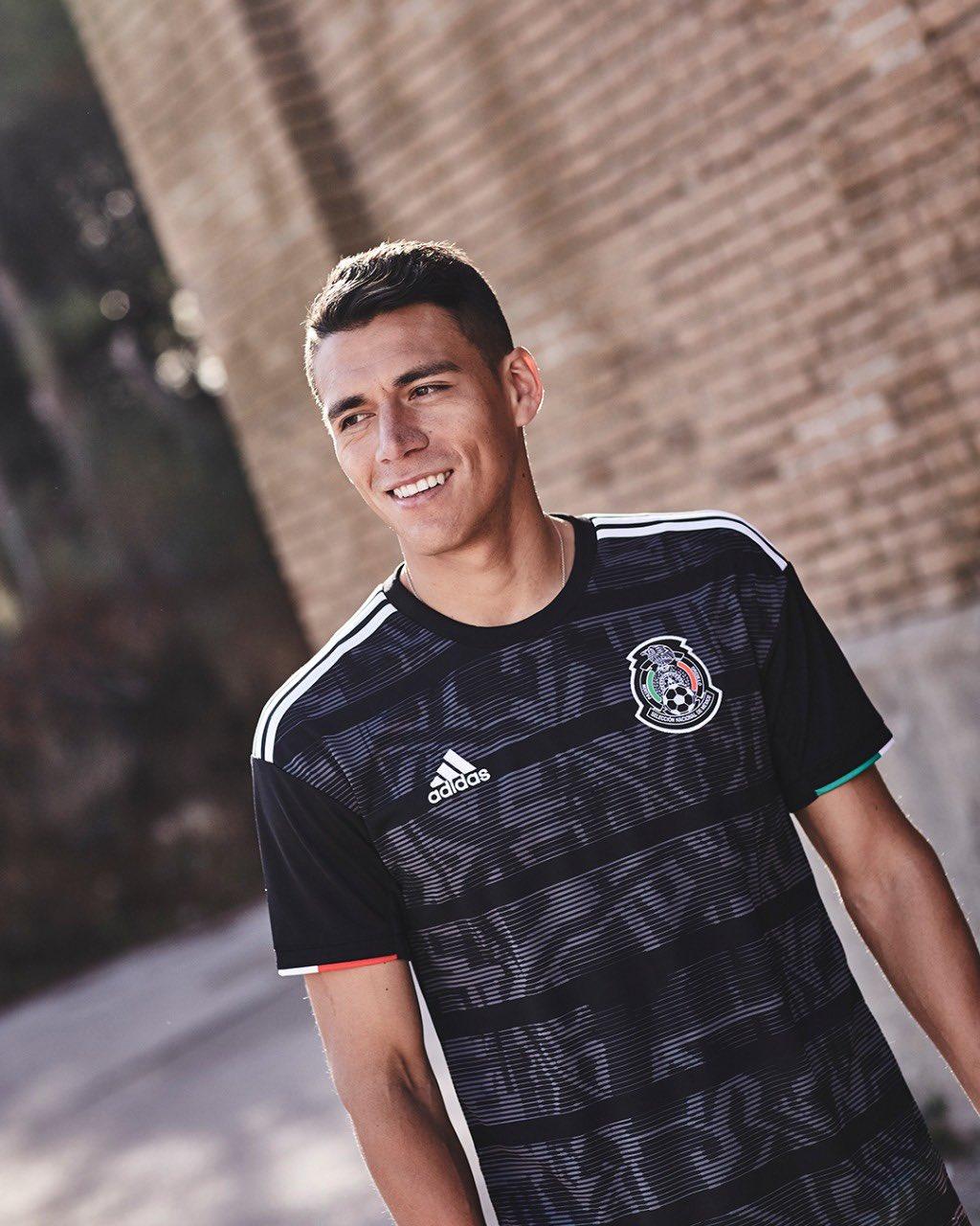 Playera selección mexicana 2019