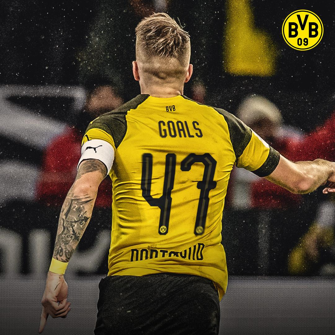 Since 2009 Marco Reus has opened the scoring in 47 Bundesliga games, more than any other player in the league 🌟
