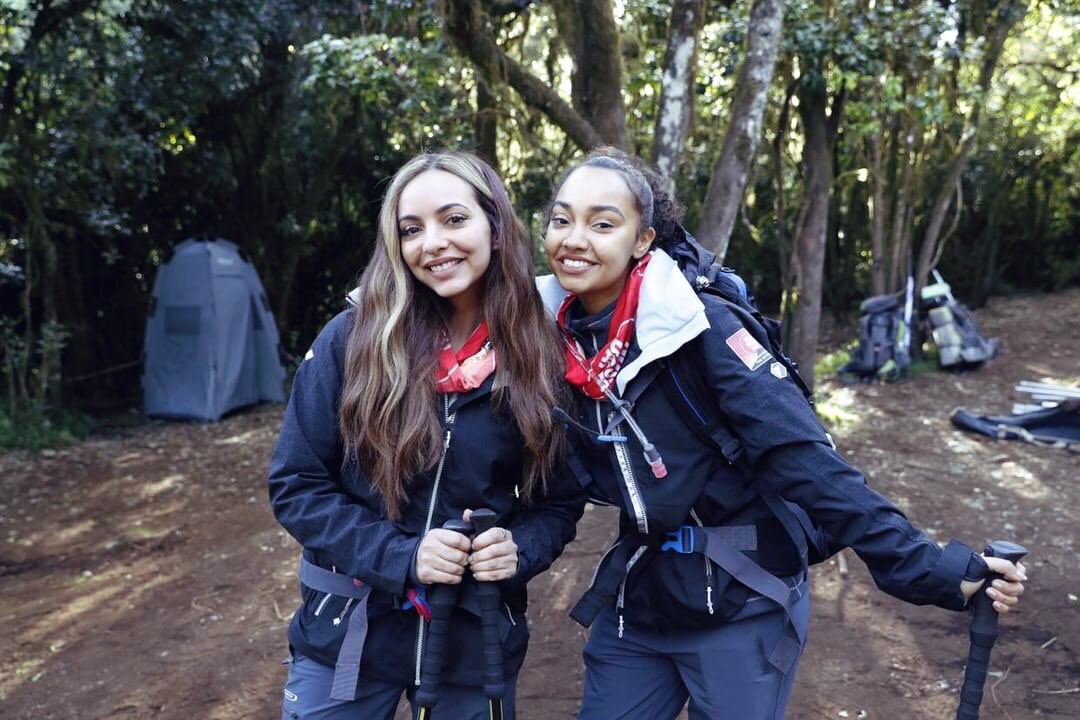 If you haven't yet watched the @comicrelief Kilimanjaro documentary, watch it right here on @BBCiPlayer ♥️ https://t.co/QKOCyJujaf 📸 https://t.co/V6UK5fy1eo