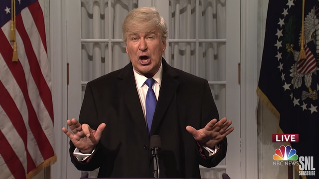 NEW POLL: Majority of Republicans say they are bothered by politics on 'Saturday Night Live' https://t.co/9vS3XozZuV https://t.co/9pNLKA5p7O